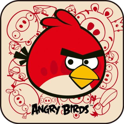 ANGRY BIRDS ( アングリーバード ) ミニタオル ビッグ / エンスカイ
