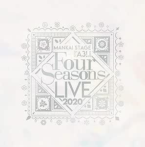 【Amazon.co.jp限定】MANKAI STAGE『A3!』~Four Seasons LIVE 2020~[Blu-ray](ブロマイド5枚セット(キャスト写真ソロカット(秋組))付)