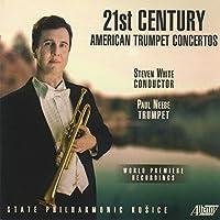 21st Century American Trumpet Concertos