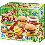 ポッピンクッキン ハンバーガー 5入 食玩・知育菓子