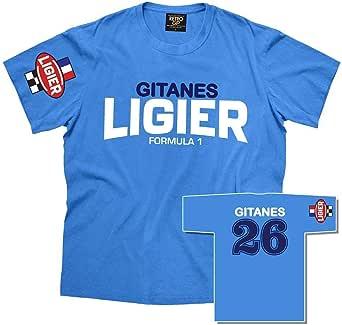 Ligier Formula 1 Mens T-shirt