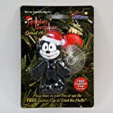 【Felix The Cat Ornament Holiday Dangler】フィリックスの可動マスコット付きホリデーオーナメント クリスマス