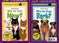 Why Do Cats Meow? / Why Do Dogs Bark Flip Book