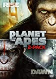 猿の惑星:創世記(ジェネシス)+猿の惑星:新世紀(ライジング) DVDセット(2枚組)(初回生産限定)
