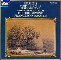 Brahms: Symphony 4/Serenade2
