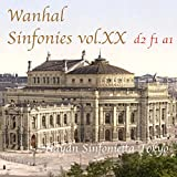 ヴァンハル:交響曲集第20巻 Wanhal(Vanhal):Sinfonies vol.XX Bryan d2 / f1-Pragaer Fassung / a1 (HST105) -20th-regular price