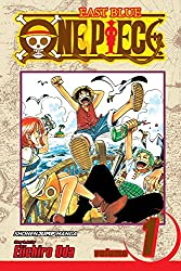 One Piece Vol.1: Romance Dawn 英語漫画ペーパーバック