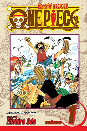 One Piece Vol.1: Romance Dawn (One Piece Series)の詳細を見る