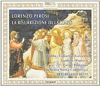 Risurrezione Di Lazzaro by LORENZO PEROSI (2005-01-25)