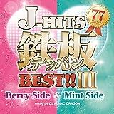 J-HITS 鉄板BEST!!3 ~Berry Side & Mint Side 77 Songs~