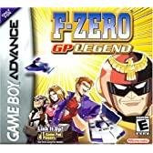 F-Zero Gp Legend (輸入版)
