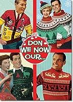醜いセータークリスマスカード、パッケージの8