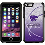 Coveroo Symmetry Series Cell Phone Case For Iphone 6 - Retail Packaging - University of Kansas Basketball design [並行輸入品]