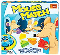 Ideal Mouse Match Memory Game [並行輸入品]