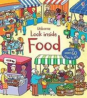 Look Inside Food (Look Inside Board Books)