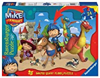 Mike the Knight - Mike and His Friends (24 PC Shaped Floor Puzzle)