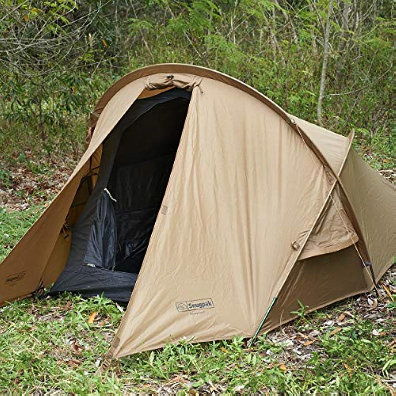 姪想定社会主義者Snugpak 92875 Scorpion 2 Tactical Shelter, Coyote Tan [並行輸入品]