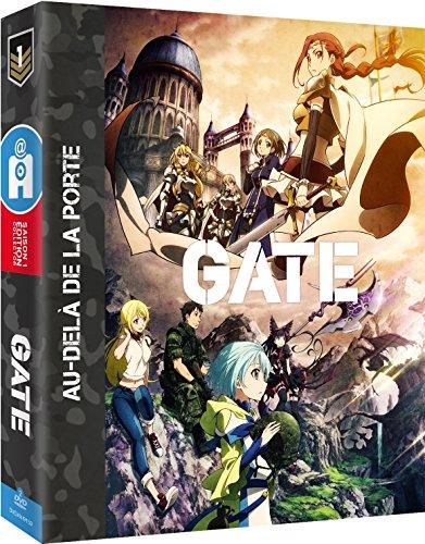 GATE 自衛隊 彼の地にて、斯く戦えり 第一期(第1-12話) コレクターズBOX [DVD PAL方式](海外import版)