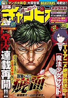 [雑誌] 週刊少年チャンピオン 2018年20号 [Weekly Shonen Champion 2018-20]
