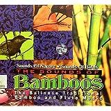 癒しのバリミュージック 『THE SOUND OF Bamboo』 バリ雑貨 癒し系CD ヒーリングミュージック