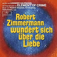 ROBERT ZIMMERMANN WUNDERT