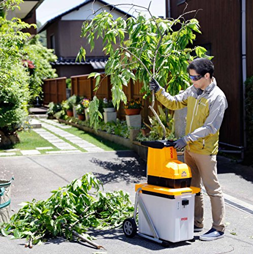 RYOBI リョービ ガーデンシュレッダ 3枚目のサムネイル