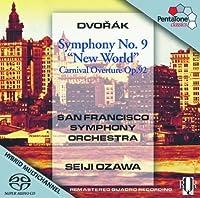 Symphony 9 / Carnival Overture by ANTONIN DVORAK (2010-10-26)