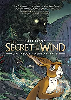 Cottons: The Secret of the Wind by [Pascoe, Jim]