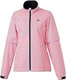 (アディダスゴルフ)adidas Golf レディース CLIMAPROOF レインスーツ CCM86 N67880 ピンクジャスパー L