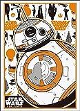 ブシロードスリーブコレクション ハイグレード Vol.1280 STAR WARS 『BB-8』Part.2