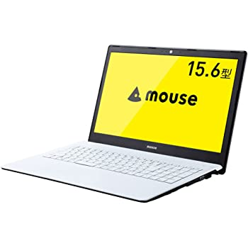 mouse ノートパソコン MB-B502S Windows 10/Celeron N3450/15.6型フルHD/4GBメモリ/240GB SSD