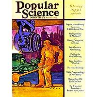VINTAGE MAGAZINE COVER POPULAR SCIENCE 1930 COLOURFUL INDUSTRY NEW FINE ART PRINT POSTER PICTURE 30x40 CMS ビンテージ雑誌のカバーカバー人気科学色業界アートプリントポスター画像