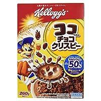 ケロッグ チョコクリスピー 260g
