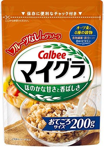 カルビー マイグラ 200g×10袋