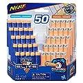 NERF Elite - Accustrike 50 Pack of Genuine Darts - 25 Elite & 25 AccuStrike Darts