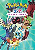 Pokémon X •Y Pocket Comics (3) (Pokemon)