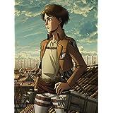 TVアニメ「進撃の巨人」 Season 3 第4巻 (初回限定版) [Blu-ray]