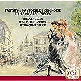 モーツァルトのフルート名曲集