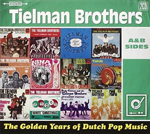 Golden Years Of Dutch Pop Music - Tielman Brothers