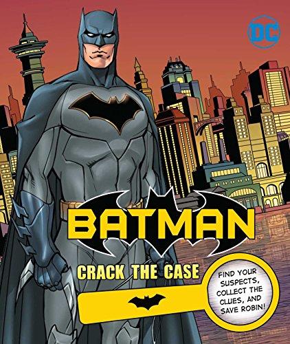 DC Comics: Batman: Crack the C...
