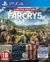 Far Cry 5 Limited Edition (PS4) (輸入版)