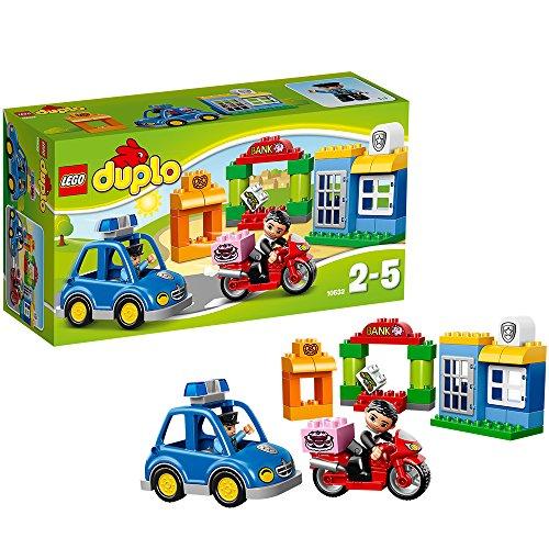 レゴ (LEGO) デュプロ ポリスセット 10532 -