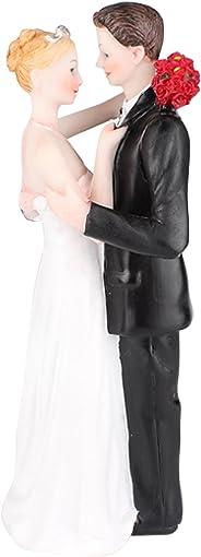 Lumierechat 結婚式 ウェディング ケーキトッパー ウェディングケーキ ケーキ トッパー 飾り デコレーション新郎 新婦 花嫁