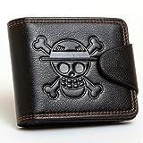 CosplayHut コスプレ周辺 ワンピース One Piece 財布 カジュアル 麦わら帽子のマーク