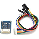 Waveshare BME280 Environmental Sensor, Temperature, Humidity, Barometric Pressure Detection Module I2C/SPI Interface for Weat