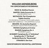 メンゲルベルク コンセルトヘボウ・レコーディングス 15枚組 (Mengelberg: The Concertgebouw Recordings) 画像