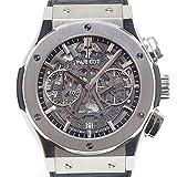 [ウブロ] HUBLOT メンズ腕時計 クラシック フュージョン アエロフュージョン クロノグラフ チタニウム 525.NX.0170.LR【中古】