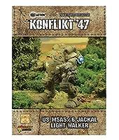 Konflikt '47: US Jackal Walker [並行輸入品]