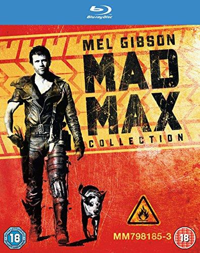 Mad Max Trilogy [Blu-ray] [Import]