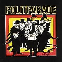 POLITPARADE   4-CD & BOOK/BUCH